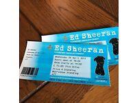 Ed sheeran tickets nottingham 26th april