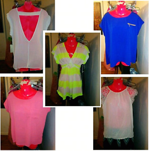 ALL MUST GO - ONLY $25 EACH! - BRAND NEW WOMENS CLOTHES SZ L/XL!