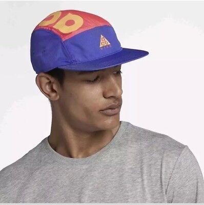 131d2acabe16c NEW Nike NikeLab NSW ACG Dry AW84 Pink Purple Hat Cap AO2104-518