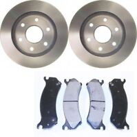 Brand New High Quality Brake Pads & Brake Rotors