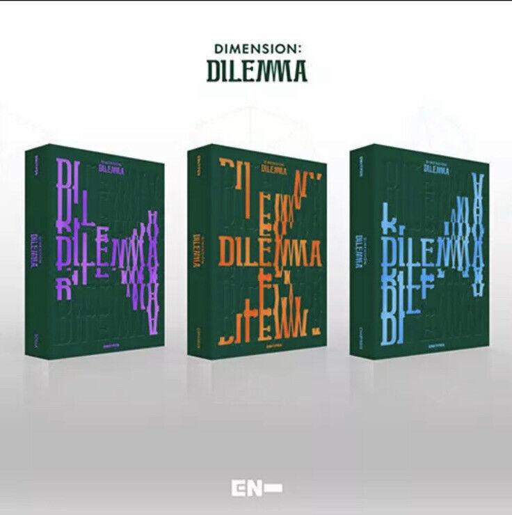 [Pre-Order] Enhypen DIMENSION : DILEMMA Album + Preorder Benefit (RANDOM)
