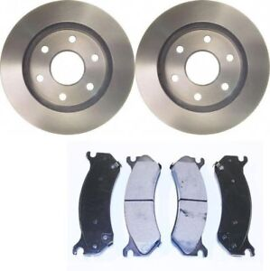 Brand New Brake Pads & Brake Rotors High Quality