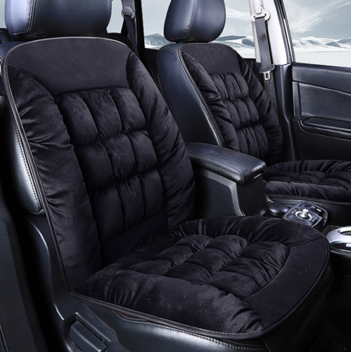 Universal Auto Plüsch Kissen Sitzauflagen Sitzkissen Sitzmatten Sitzbezüge PKW