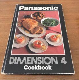 Panasonic Dimension 4 Retro Cookbook