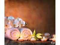 Oriental massage (ᵔᴥᵔ)
