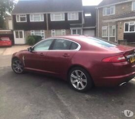 2008 JAGUAR XF 2.7TD LUXARY AUTOMATIC-LEATHER-SAT NAV-FULL SERVICE HISTORY