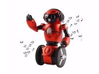 Intelligent Dancing RC Robot- with Balance G-Sensor Obstacle