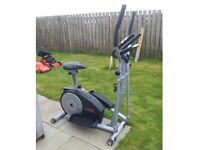 CROSS TRAINER BIKE VERY GOOD CONDITION (york xc530)