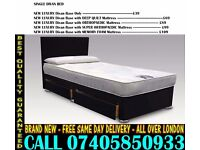 ***BRAND NEW Double Single King Size Dlvan Bed WITH MATTRESS*** Mountain
