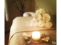 Full body relaxing massage available in city centre !