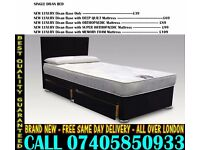 BRAND NEW Double Single King Size Dlvan Bed WITH MATTRESS . Eagle Lake