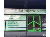 Thai herb therapeutic full body massage