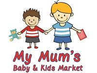 Sunday 11th September - Baby & Kids Indoor Market - Freshbrook Community Centre