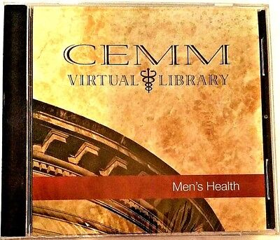 CEMM Virtual Library Men's Health CD