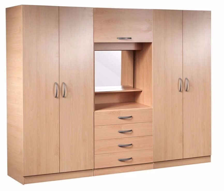 BRAND NEW Ready Built Fitment Wardrobe With
