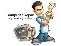 Computer and Laptop Repair - Same Day At Home Or Office