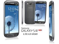 Samsung S3 i9305 UNLOCKED EXCELLENT CONDITION