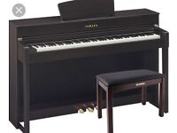 Yamaha Clavinova CLP-535 in Rosewood Colour