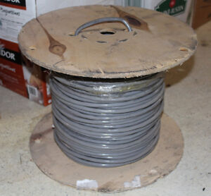 500FT 18 AWG / 2 C  18-2  control cable - wire - ext
