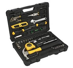 Stanley 117 Piece Tool Kit New Melbourne CBD Melbourne City Preview