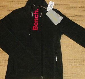Boys Size 7/8 - Bench Sporty Sandstone Tricot Jacket (BNWT)