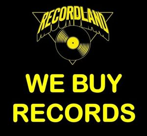 ***WE BUY VINYL RECORDS*** (Record collections big or small!!)