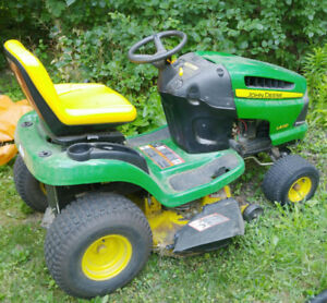 John Deere Riding Lawn Tractor LA110 For Sale