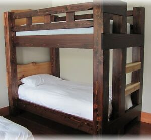 Hand crafted Timber beds by locall Co.17yrs running Comox / Courtenay / Cumberland Comox Valley Area image 5