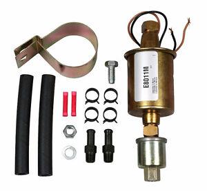 Airtex E8011 6 volt Fuel Pump 5psi-8psi Electric Fuel Pump