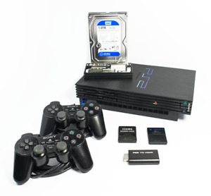 PS2 1TB with HDMI 255 Games!!!