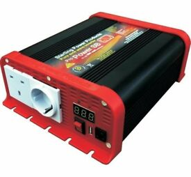 STESTERLING POWER PRO SIB121600 1600WATT 1.6KW PURE SINEWAVE POWER INVERTER