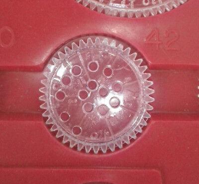 Kenner's Spirograph Replacement Part #42 Wheel Gear