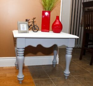 For Sale! Wood Side Table/Bench
