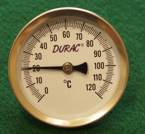 VWR Surface Temperature Thermometer Max 120°C