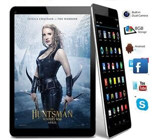 """7"""" 3G Bluetooth WiFi Phablet (Phone & Tablet) Touch Screen NEW!"""