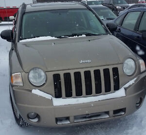 2007 Jeep Compass 145k only no accidents no issues