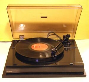 Sharp Turntable Model RP-3050 With Needle Cartridge. Complete.