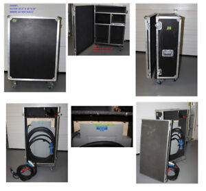 ROAD CASES HARD CASES CLYSEDALE