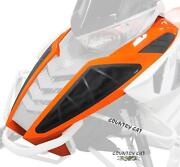 Arctic Cat ZR Orange