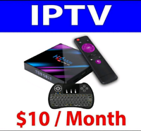 HD IPTV SUBSCRIPTION- IPTV BOX WIFI