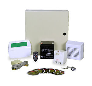 Alarm system and Security Camera for Home and Business