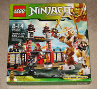 Lego Ninjago Temple of Light Set 70505 (2013) Retired
