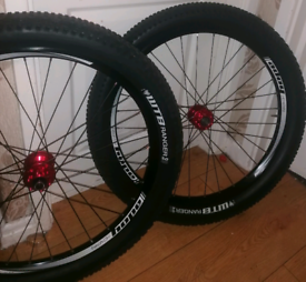 Mavick x317 wheels