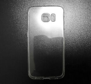 Brand New Transparent Soft Shell Samsung Galaxy S6 Case