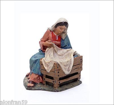 Figura Belen J.L.MayoSerie 11 cms. Virgen María - BEL001