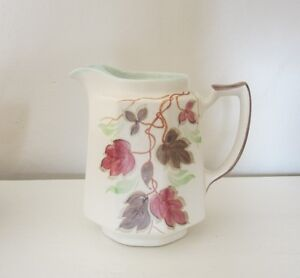 Small Handpainted Pitcher/Vase