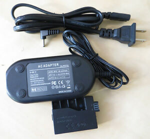 CA-PS700 AC Power Adaptor for Canon PowerShot SX1 SX10 SX20 IS S