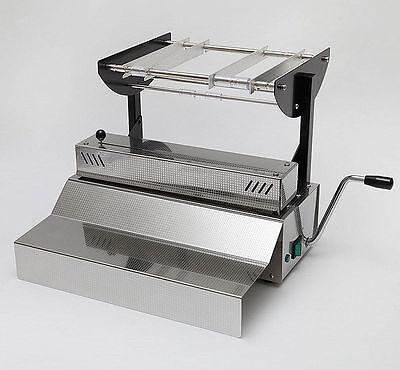 110v 500w Dental Sterilization Bag Sealing Machine Medical Autoclave Sealer