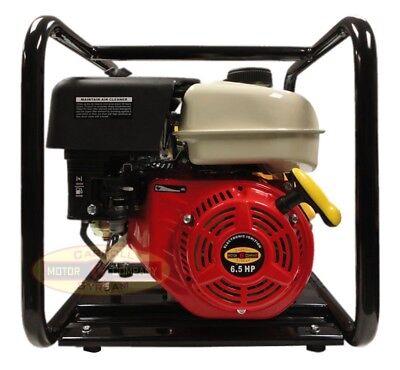 New 2 Inch Gas High Pressure 86 Psi Water Pump Sprinkler Pool 50zb