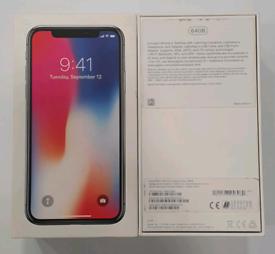 64gb-256gb Like New Used Apple Iphone X Unlocked